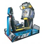 Sega After Burner Climax Deluxe Arcade Machine