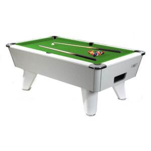 Inside liberty games our pool table distribution hub for Supreme 99 table game