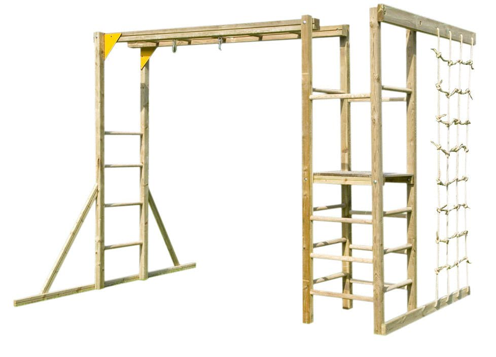 Monkey Bars Play Centre (ATJE60.1) : Liberty Games
