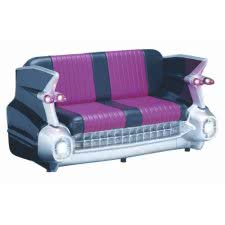 Black Cadillac Sofa