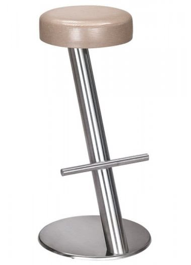 Selva Stainless Steel Bar Stool