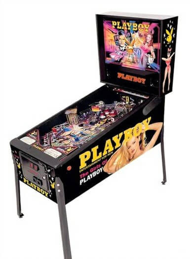 Stern Playboy Pinball Machine