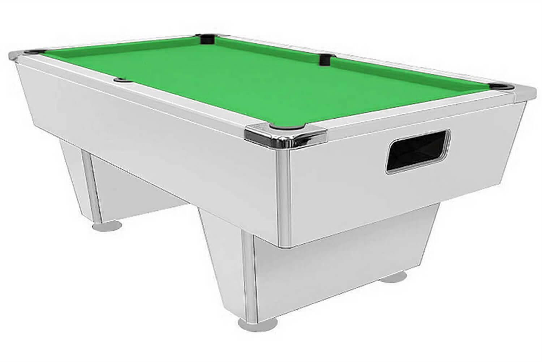 Club Slate Bed Pool Table
