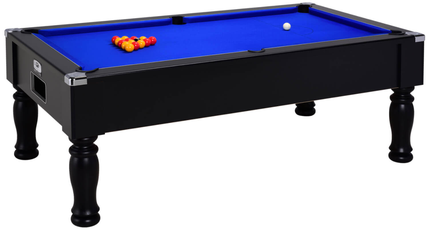 pool table with ball return monarch slate bed weight tables for sale uk