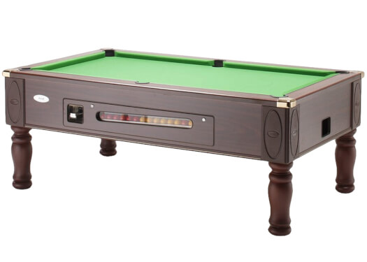 Ascot Slate Bed Pool Table