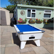 Outback Slate Bed Pool Table