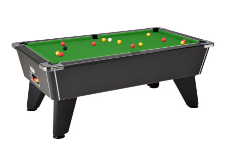 Omega Slate Bed Pool Table
