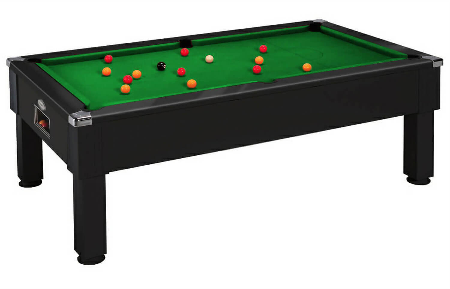 Pool Table. Emirates Slate Bed Pool Table L