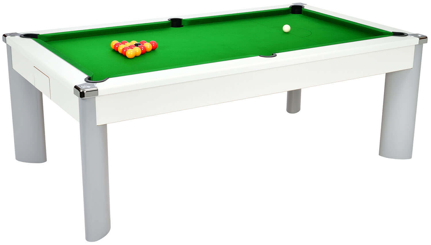 Fusion pool dining table 6 ft 7 ft liberty games for Table 6 games