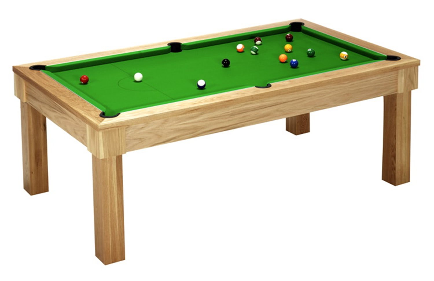 Unique Pool Dining Table - 7 ft | Liberty Games