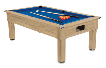 Traditional Slate Bed Pool Table