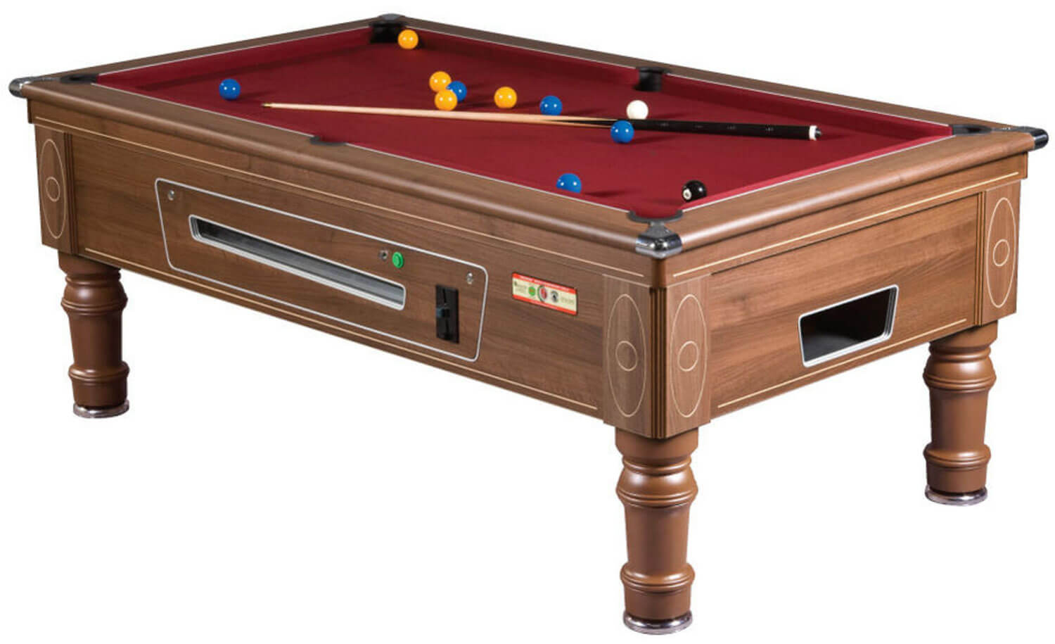 Supreme Prince Pool Table 6 Ft 7 Ft 8 Ft Liberty Games