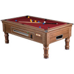 Supreme Prince Slate Bed Pool Table