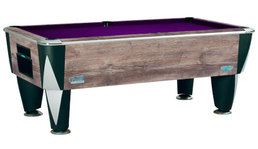 Atlantic Slate Bed Pool Table