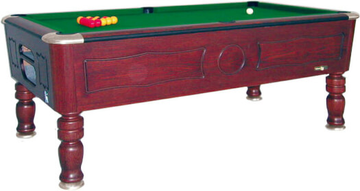Balmoral Slate Bed Pool Table