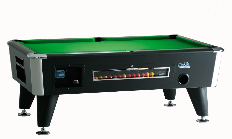 Infinity pool table 7 ft liberty games - Slate pool table ...
