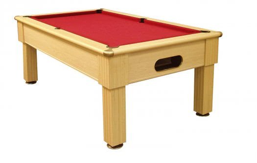 Paris Slate Bed Pool Table