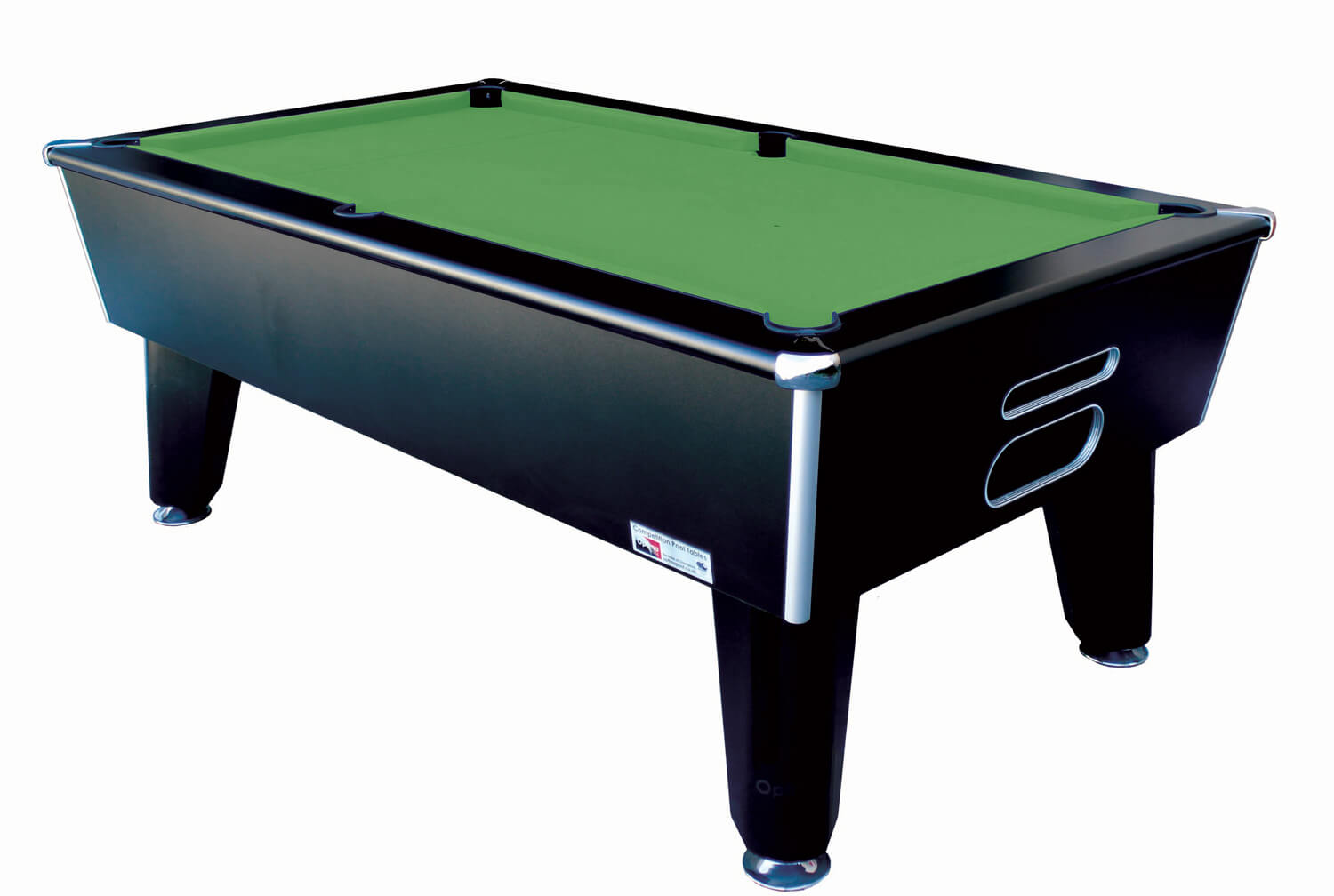 Classic Domestic Pool Table 6 Ft 7 Ft Liberty Games
