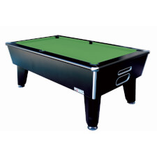 Classic Domestic Slate Bed Pool Table