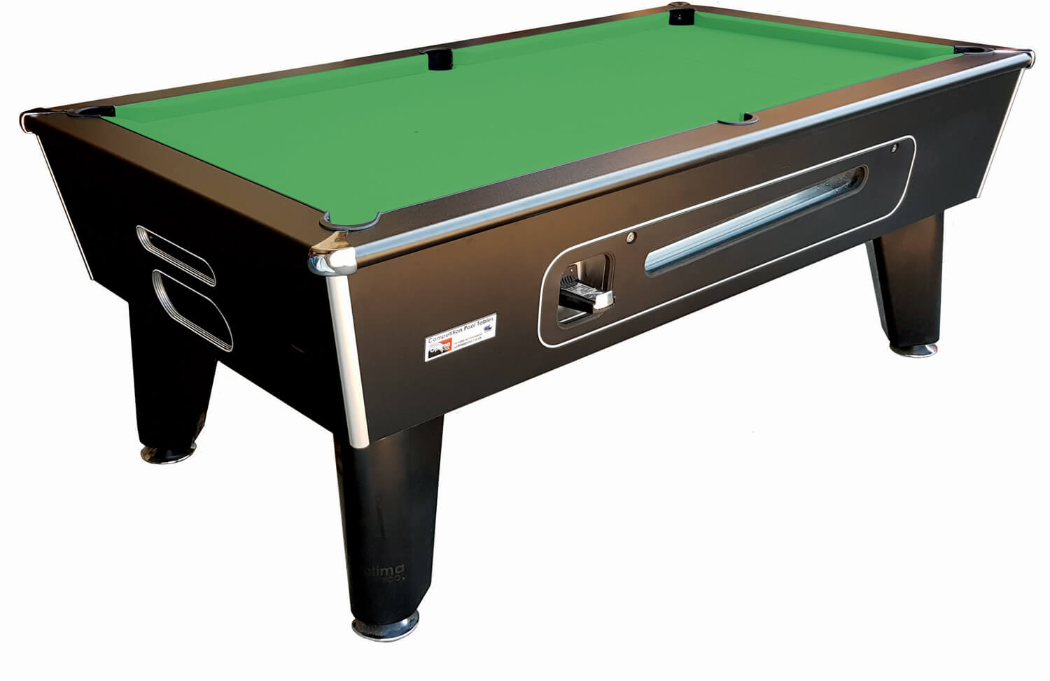 Coin Pool Table Best Home Interior - Classic billiard table