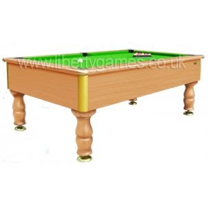 Regent Slate Bed Pool Table