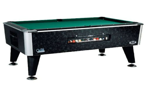 Bison Slate Bed American Pool Table