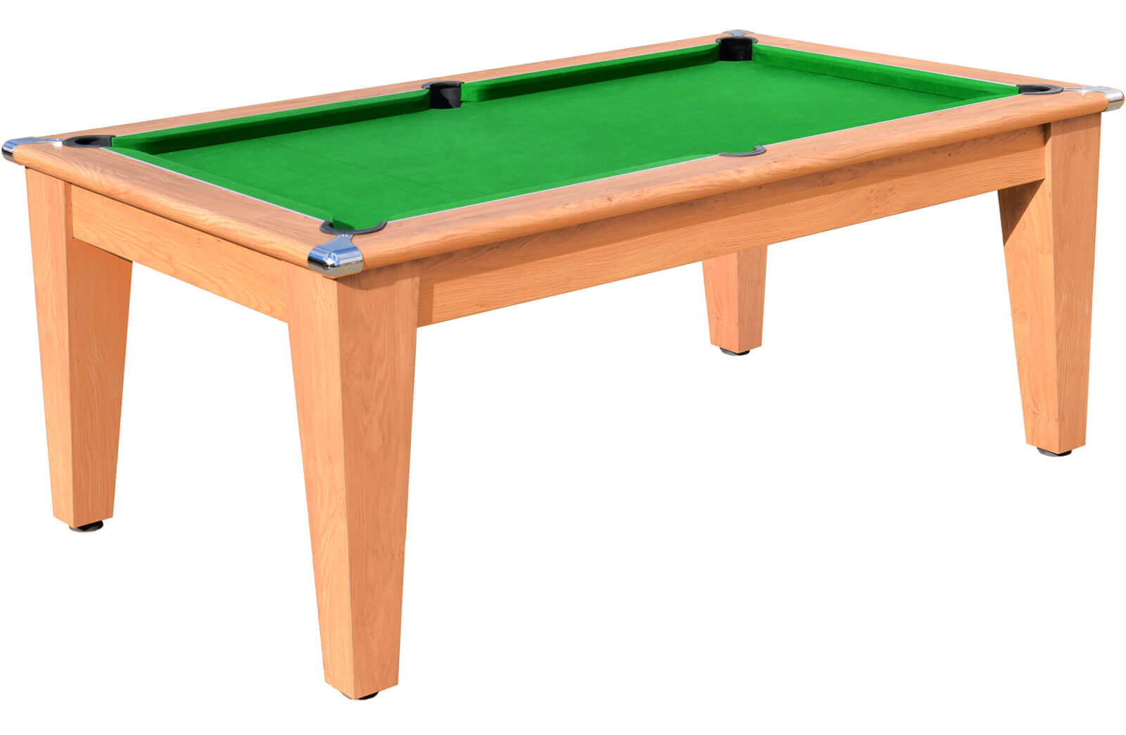 The Classic Diner slate bed multi-purpose pool table