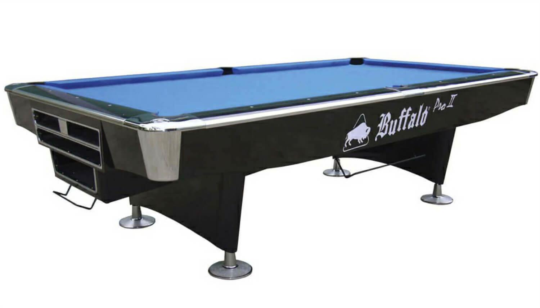 Buffalo Pro II American Pool Table - 8 ft, 9 ft : Liberty Games