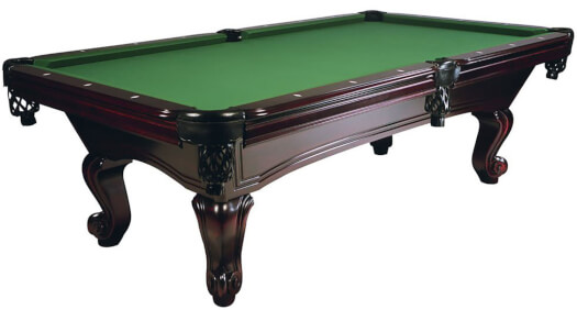 Buffalo Napoleon American Slate Bed Pool Table