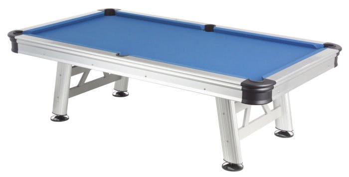 Buffalo Outdoor American Pool Table 8 Ft Liberty Games