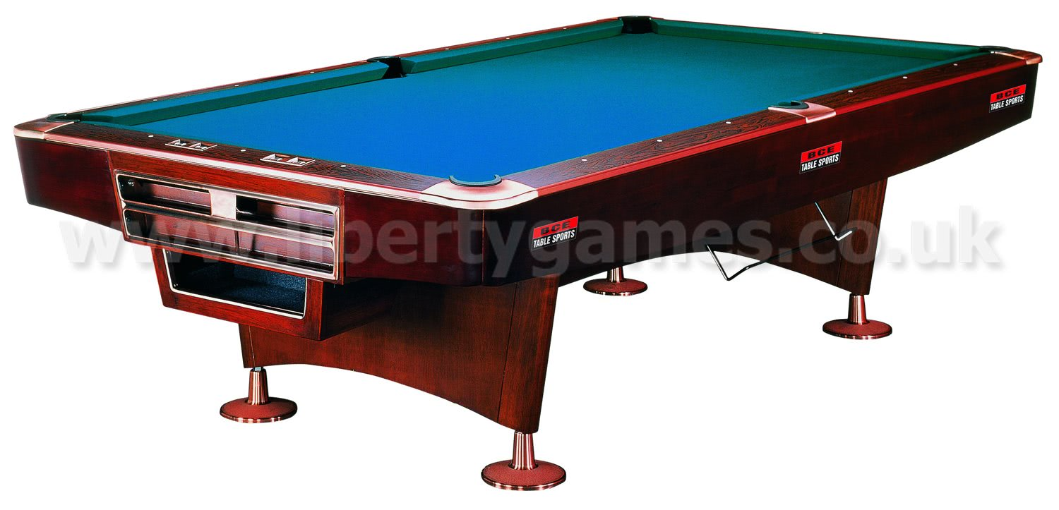 Modern style slate bed american tables liberty games - Table baby foot billard ...