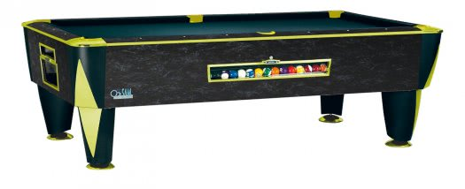 Magno Cosmic American Slate Bed Pool Table