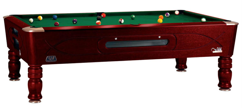 Royal class american pool table 7 ft 8 ft 9 ft for 1 slate pool table