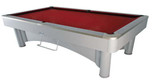 K-Steel 2 American Slate Bed Pool Table