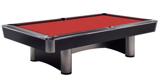 Longoni Las Vegas American Slate Bed Pool Table