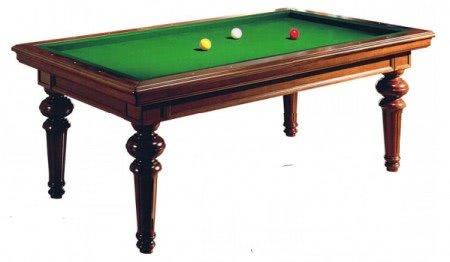 Longoni Versailles 8 foot American Slate Bed Pool Table
