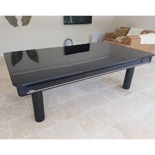Longoni Elegant 8 foot American Slate Bed Pool Table