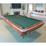 Pro Star Club Slate Bed Pool Table