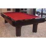 Longoni Elite VL Slate Bed Pool Table
