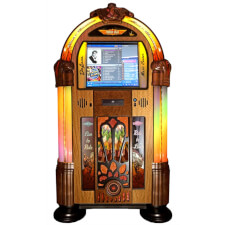 Rock-Ola Harley Davidson Music Centre Digital Jukebox