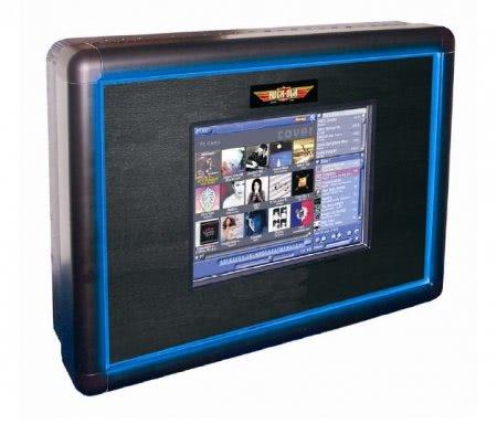 Rock Ola Mystic Wall-Mount Home Digital Jukebox