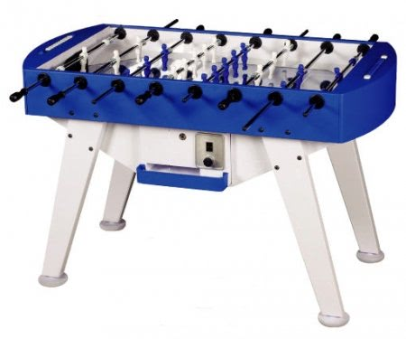 Atlantide Coin Operated Outdoor Football Table