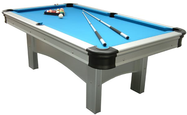 Astral American Outdoor Pool Table 8ft 8 Ft Liberty Games