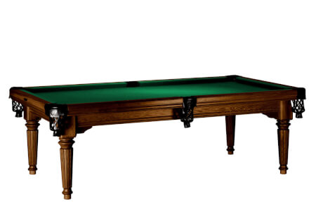 Vienna Freeplay Slate Bed American Pool Table