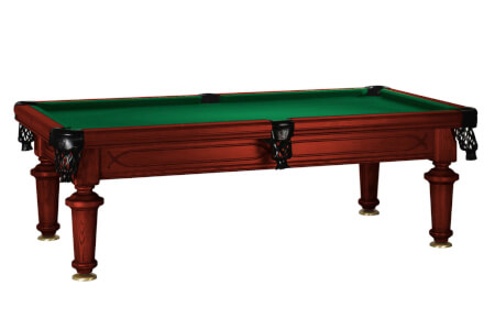 Classic Freeplay Slate Bed American Pool Table