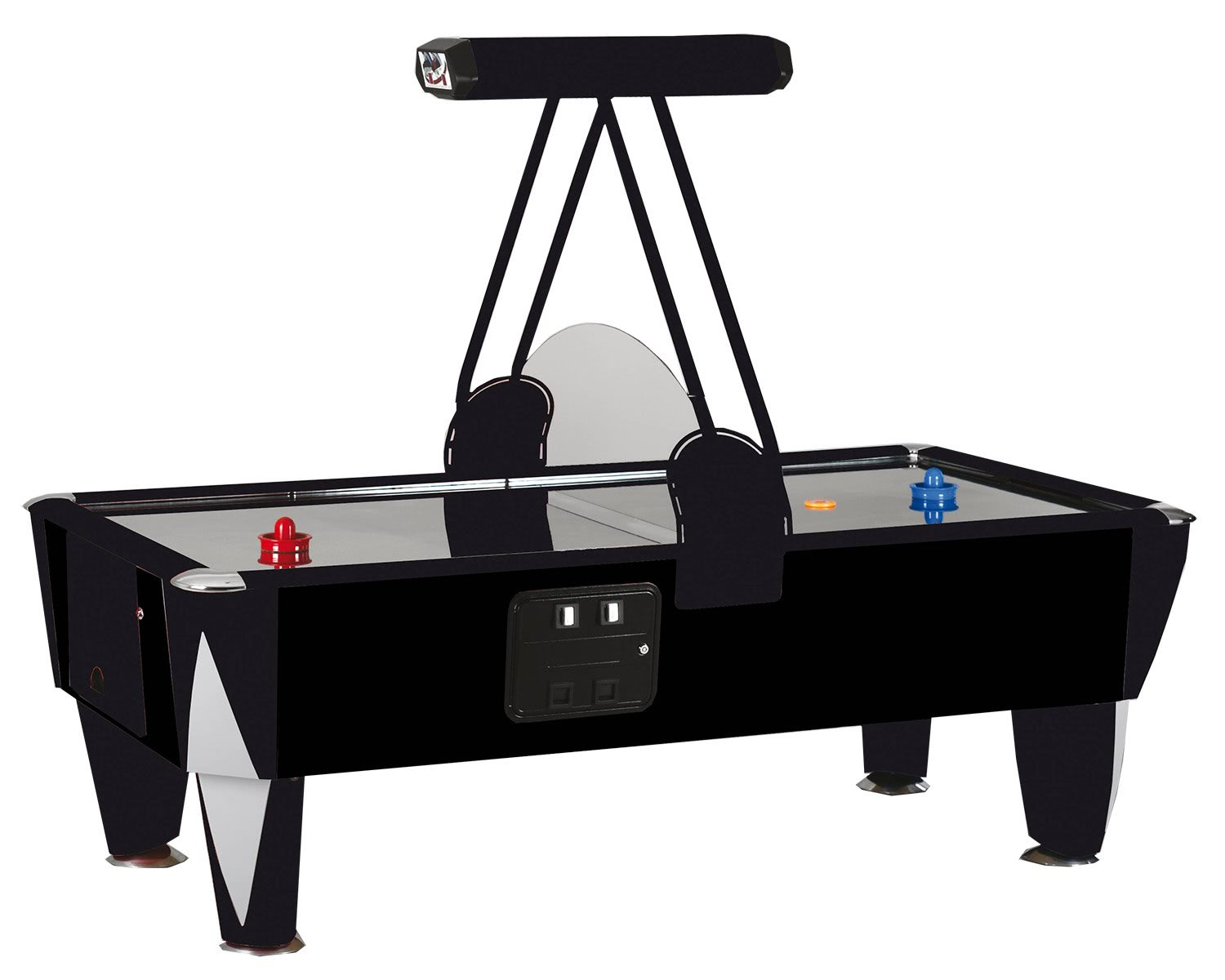 Sam Black Track 8 Foot Commercial Air Hockey Table