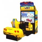 Out Run 2 SP Deluxe Arcade Machine
