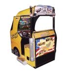 The King of Route 66 Deluxe Arcade Machine