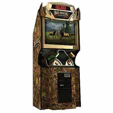 Raw Thrills Big Buck Hunter Pro Arcade Machine