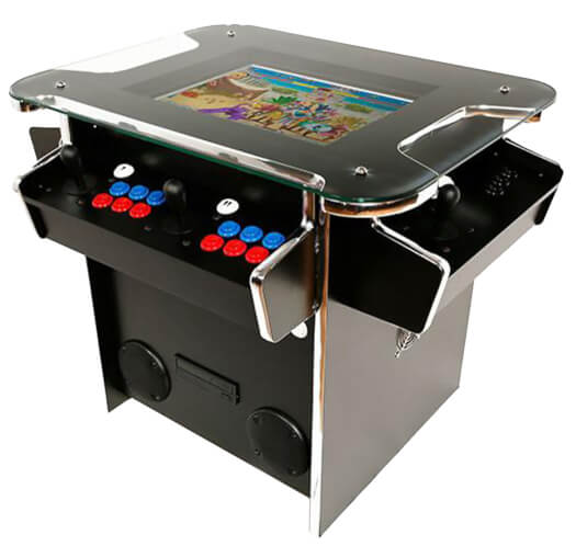 Synergy Customisable Multi Game Arcade Table